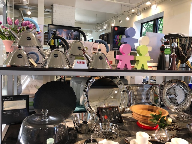Boutique 1101- collection Alessi